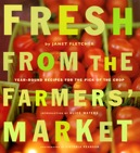 Fresh from the farmer's market book cover